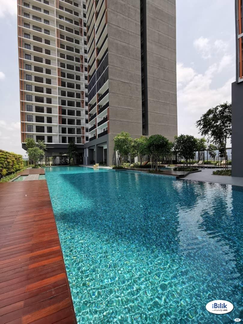 Master Room at Emporis, Kota Damansara