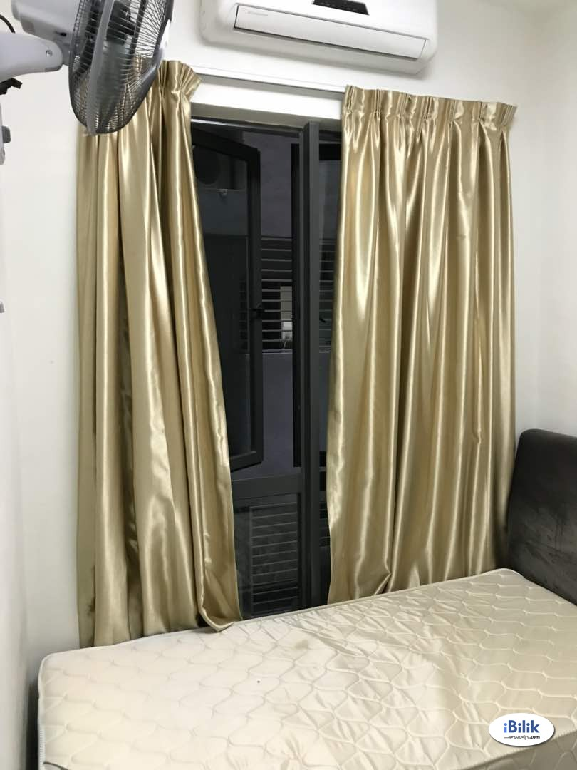 Cheap Single Room at DK Senza, Bandar Sunway