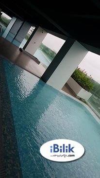 Furnish Middle Room at Orange3 condo,Butterworth, Seberang Perai