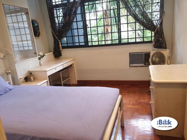 Common room at Marymount View (11 pemimpin drive) for rent! Aircon wifi!