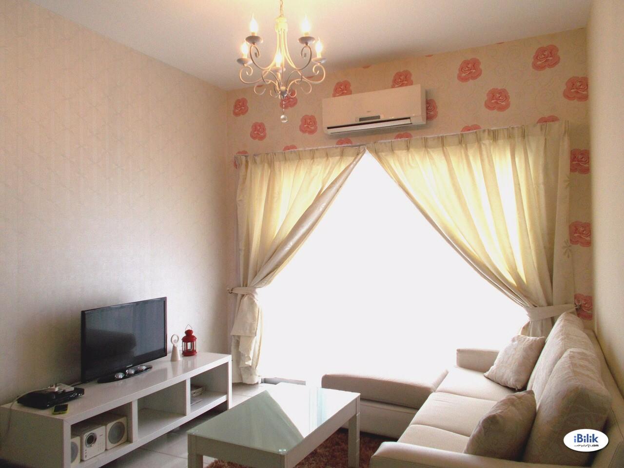 Vacation Apartment at Bandar Puteri Puchong, Puchong