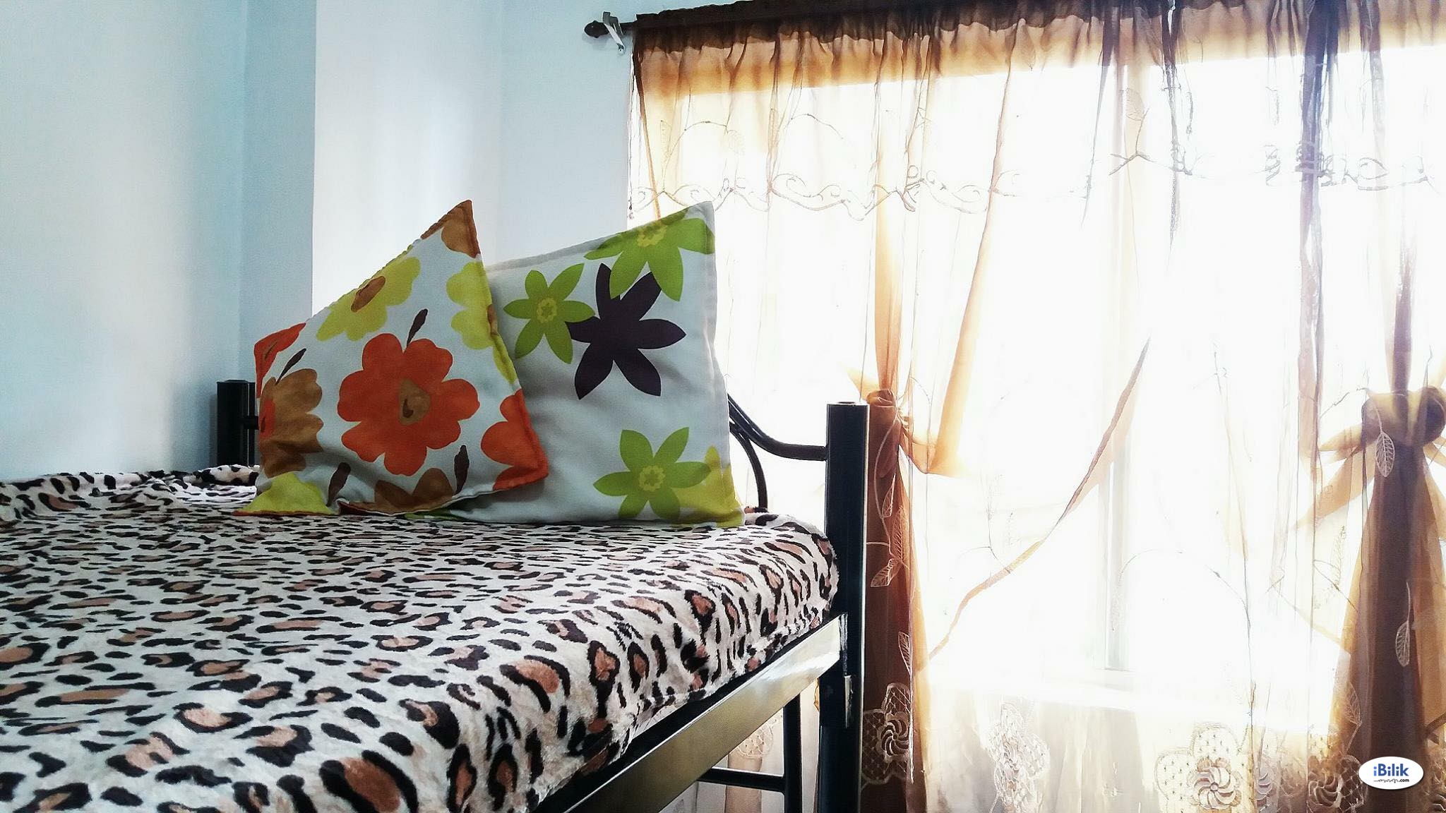 Condo Bedspace for Female (Woodsville Viverde Mansions)