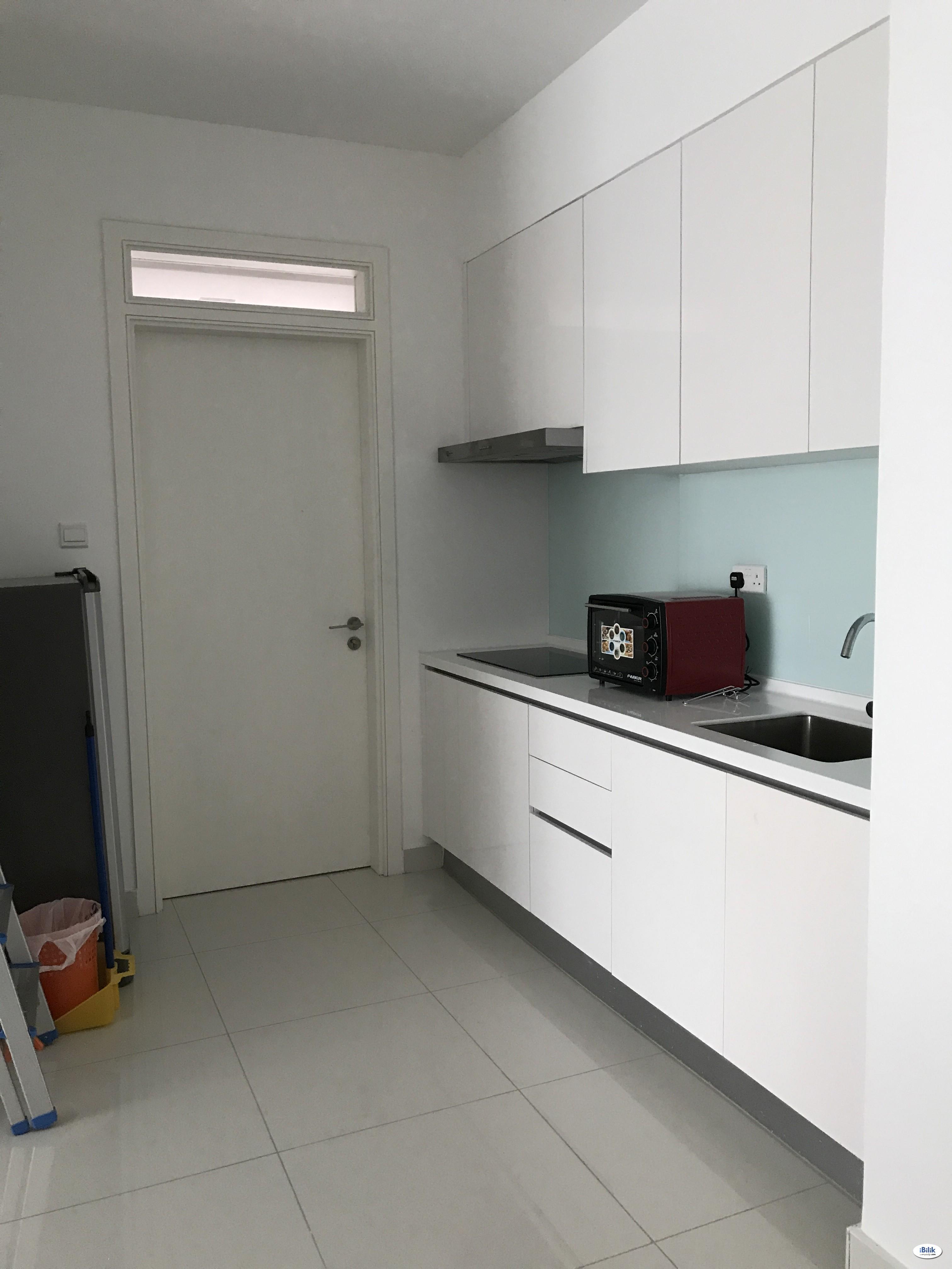 Studio Apartment at Teega, Puteri Harbour