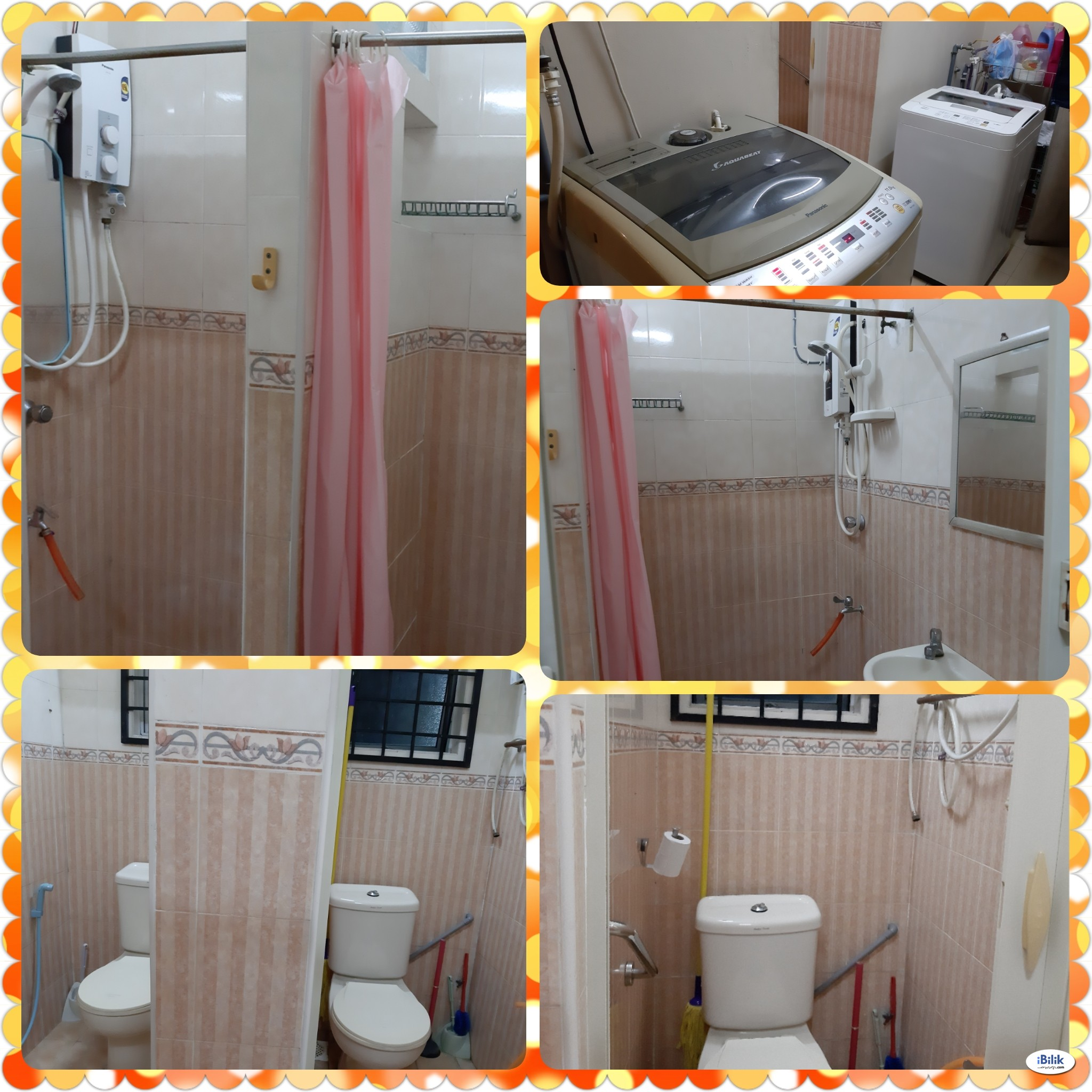 Private Room (for Ladies) at Jln 14/34, Daily RM22