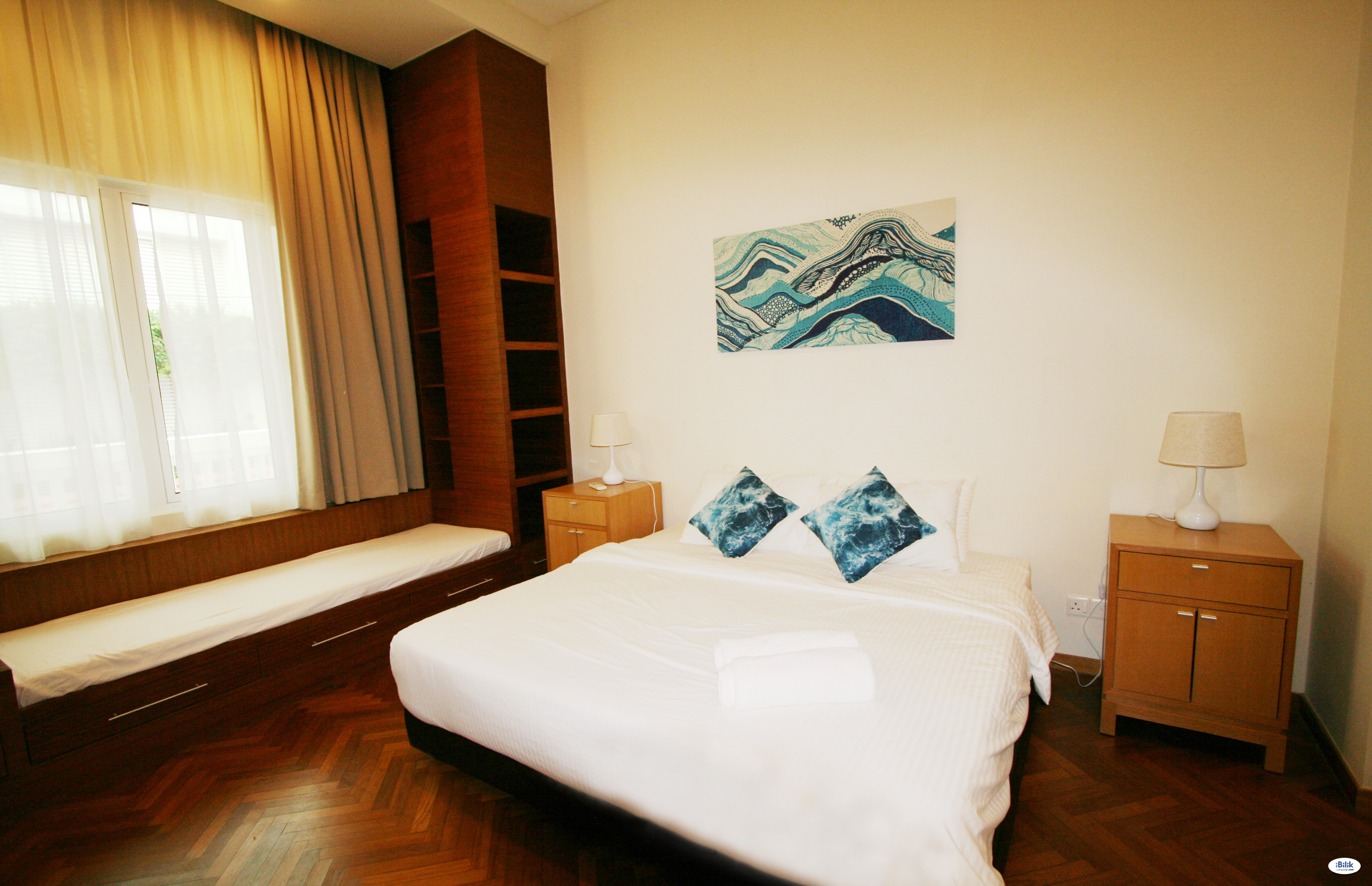 Vacation Apartment at Straits Quay, Seri Tanjung Pinang