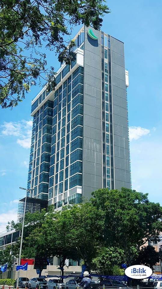 Studio Apartment at Infinity Tower, Kelana Jaya