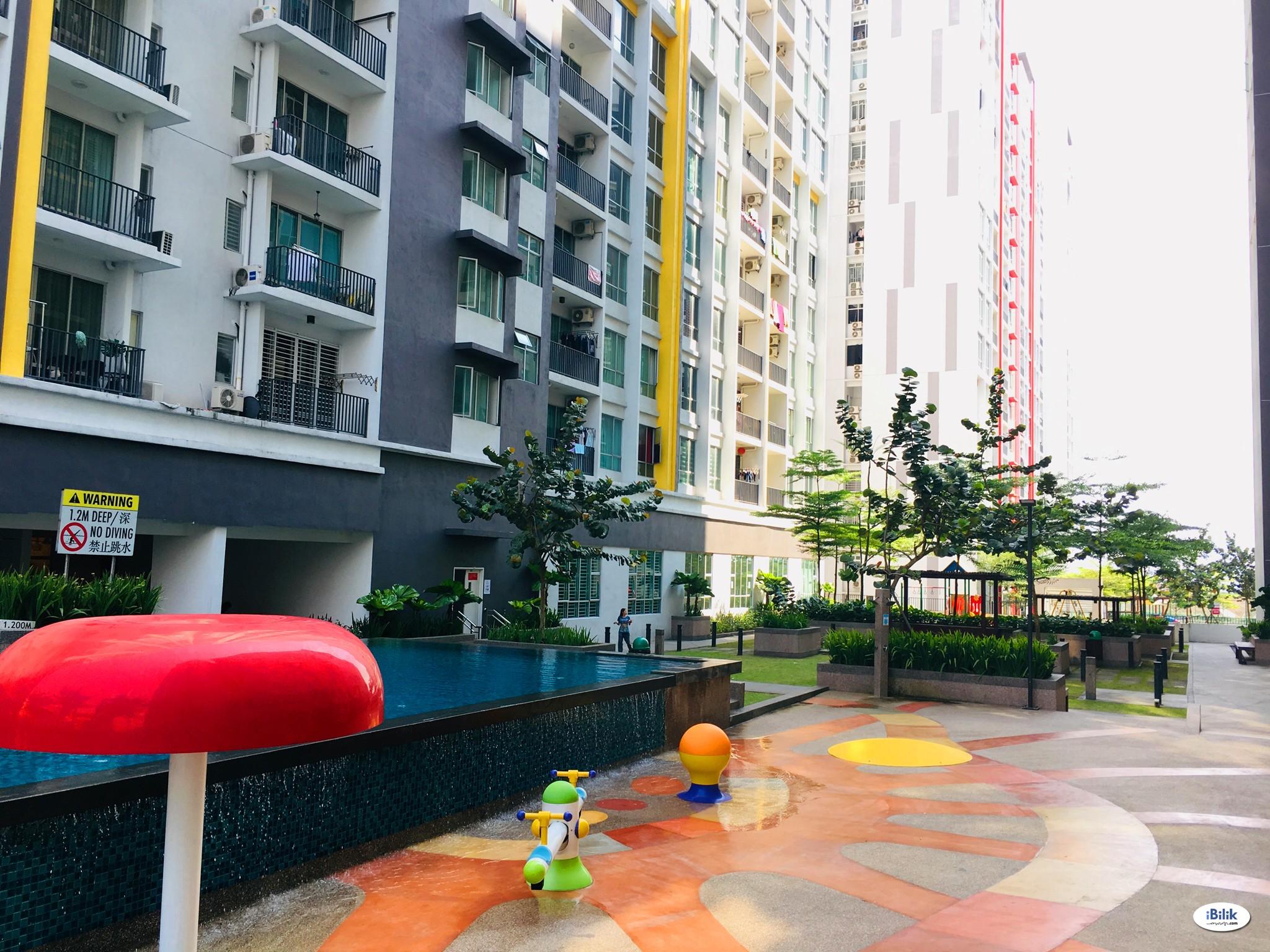 Vacation Apartment at Greenfield Regency, Johor Bahru