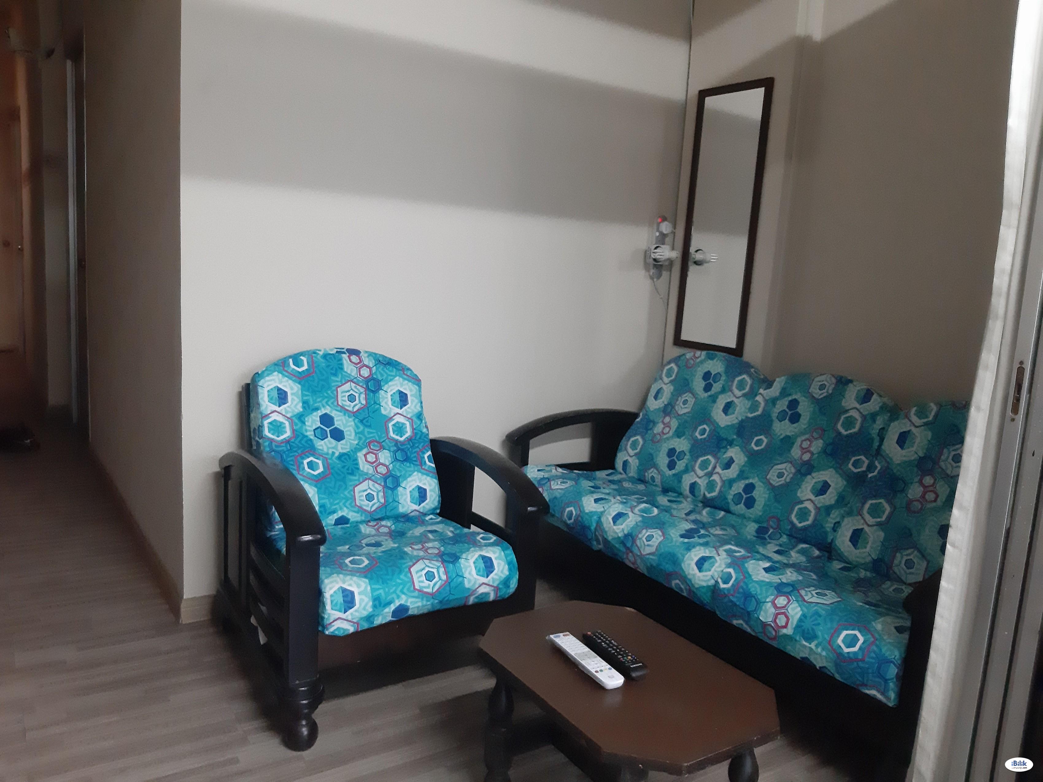 Bunk Bed in a Dorm/Shared Room (for Females) Jln 14/34, near LRT Asiajaya