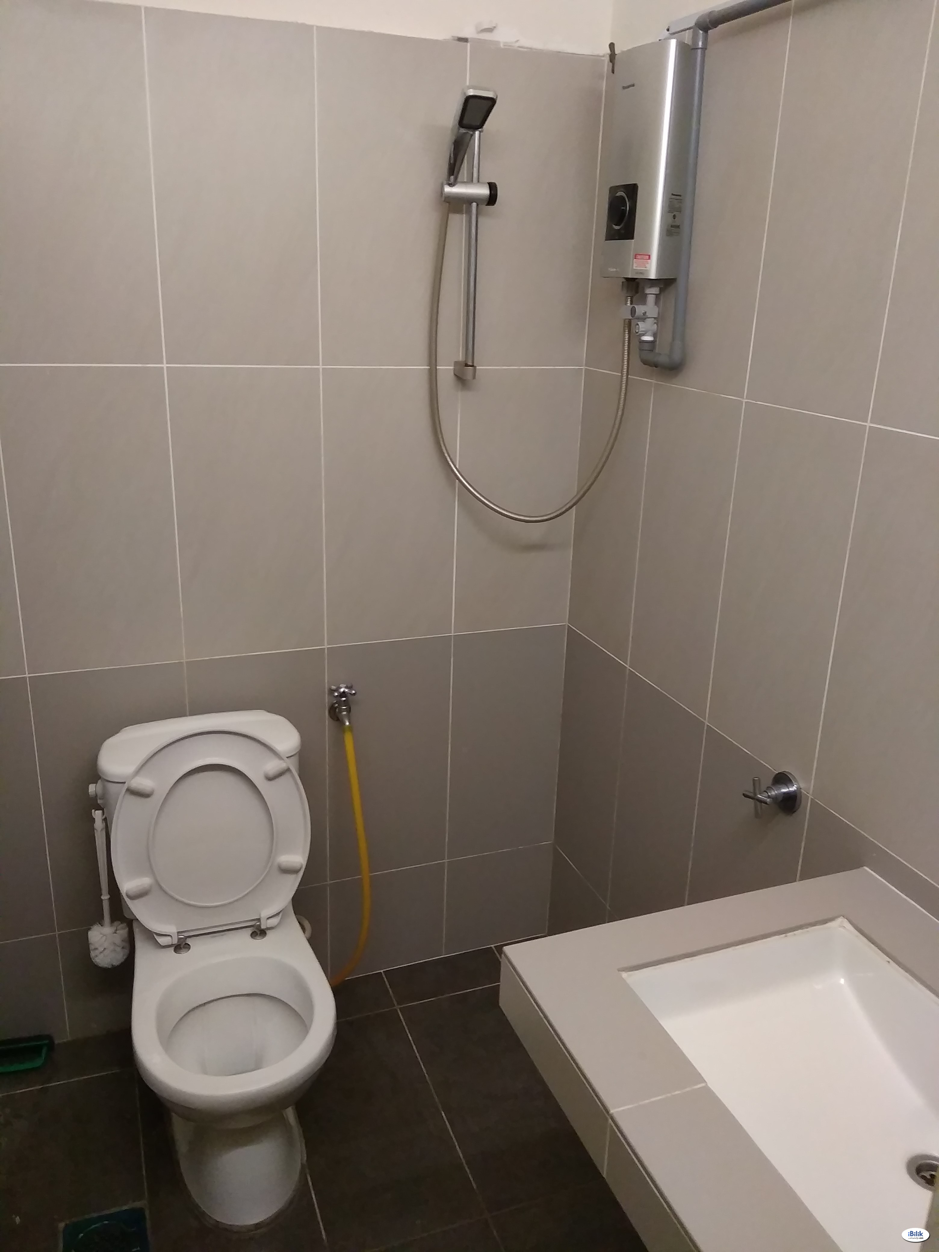 [Happy Garden][Kuchai Lama] Room For Rent - Landed - ONLY NON-SMOKER -UNIT C