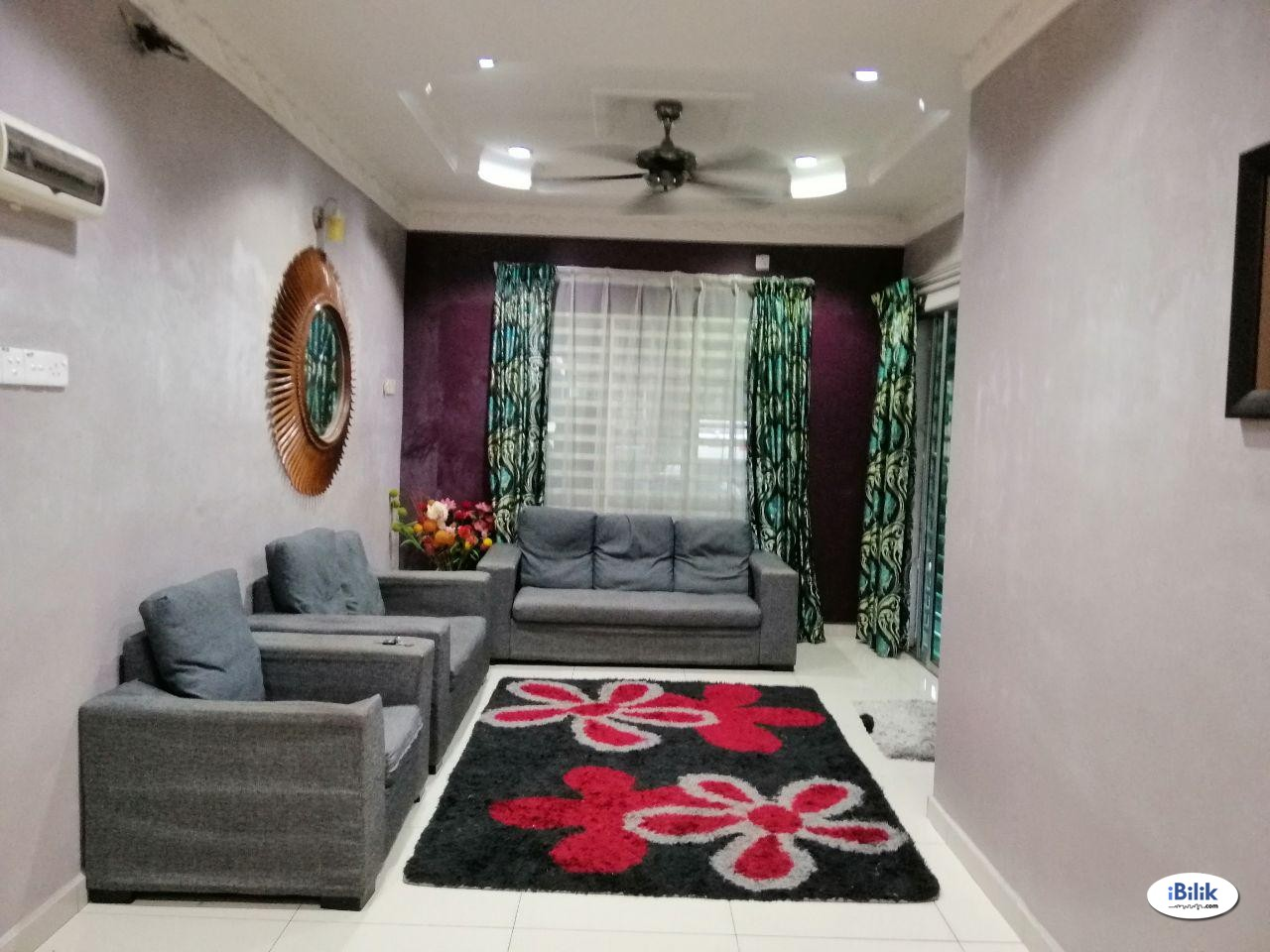 SHA EJA HOMESTAY Vacation House at Ipoh, Perak