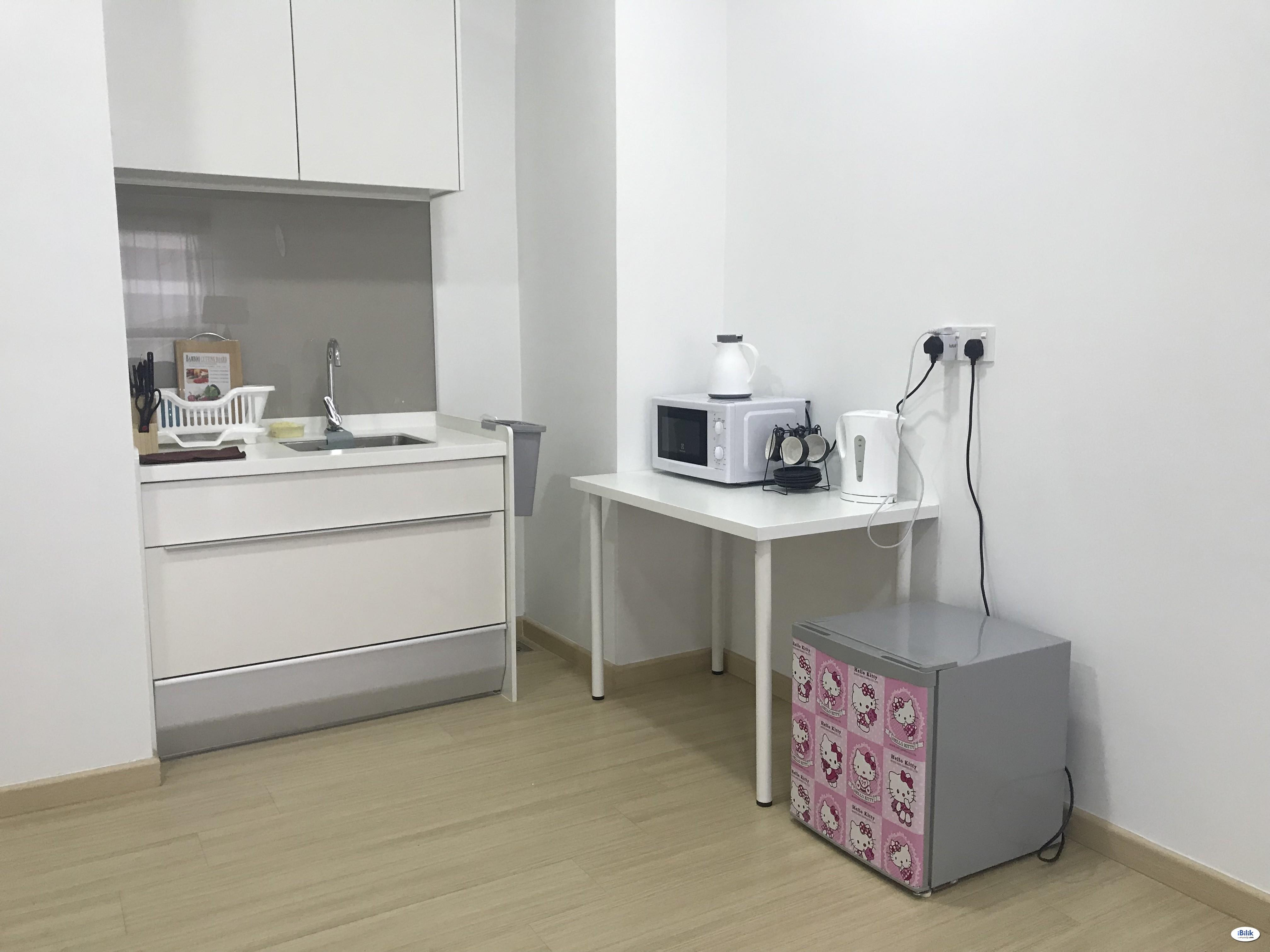 Studio Apartment at D'Sara Sentral - Serviced Apartment, Shah Alam