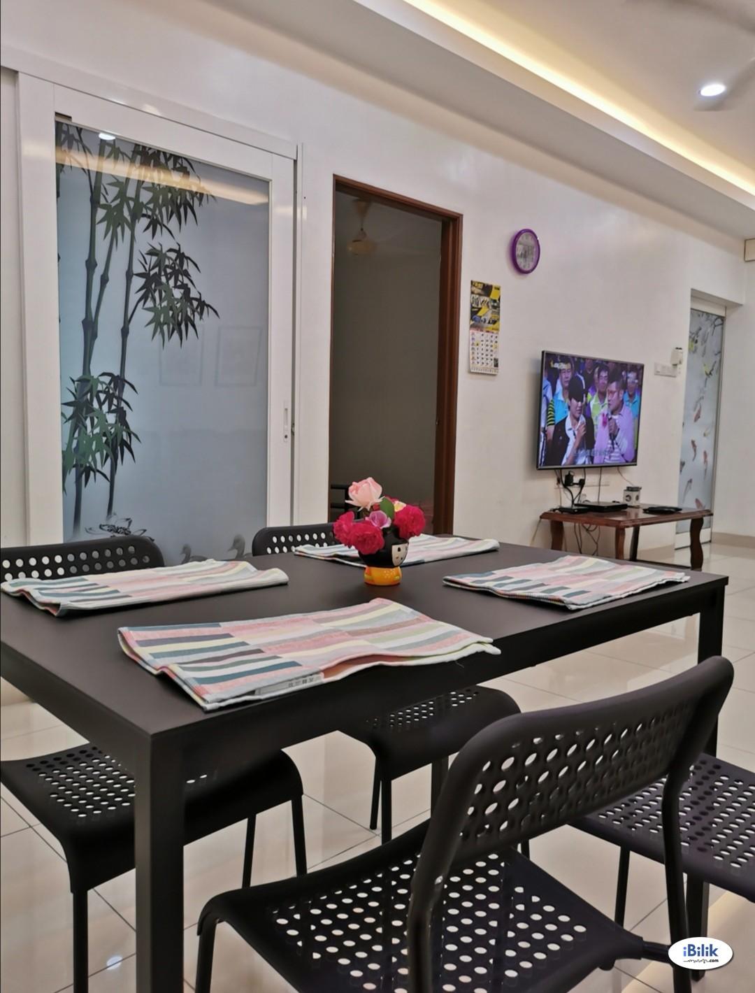 Happy family homestay at Taman Sri Rambai, Bukit Mertajam