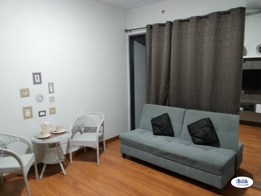 Studio Apartment at Univ 360 Place, Seri Kembangan