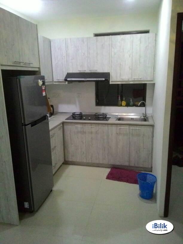 Single / Share room at Bandar Putra Permai, Seri Kembangan