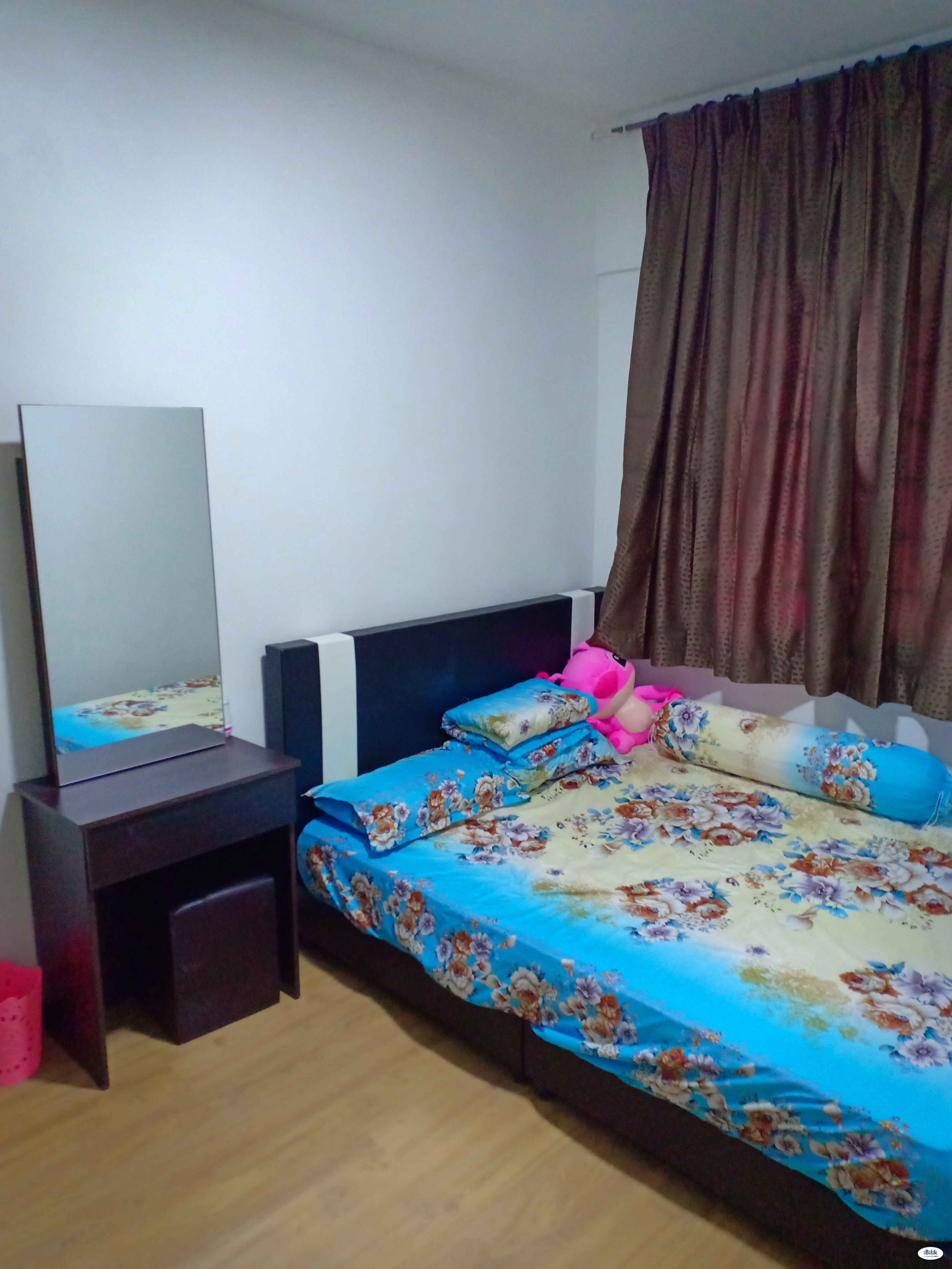 Room - Shared House at Garden City Service Apartments, Bandar Melaka