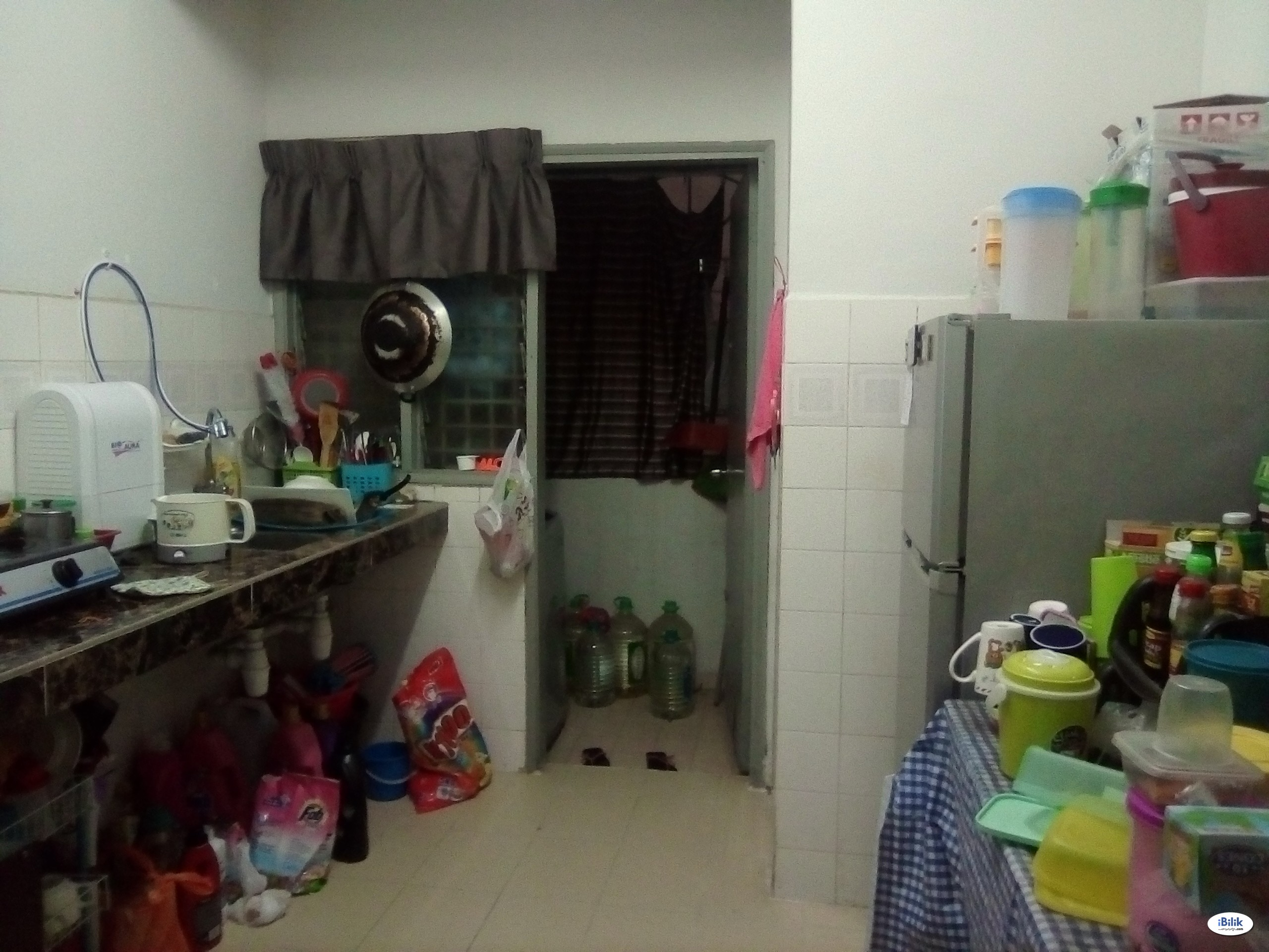 Dorm Room at Next to LRT Universiti