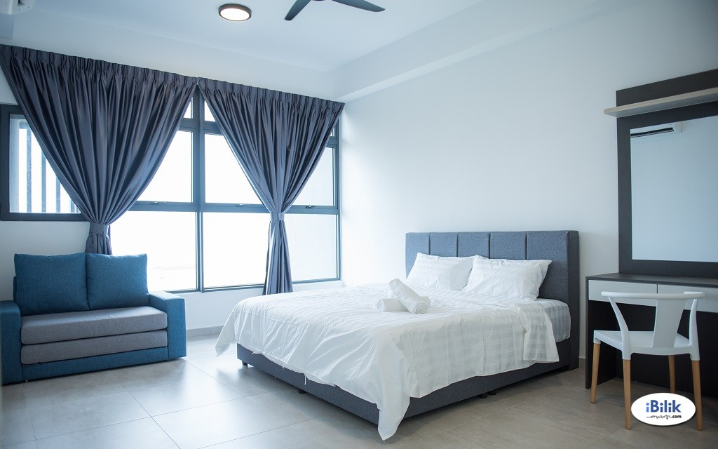 Atlantis Melaka ★ Sea View ★ Jonker Walk ★ Klebang Coconut Shake ★ Free WiFi ★2 Bed Room ★ 1-8 pax