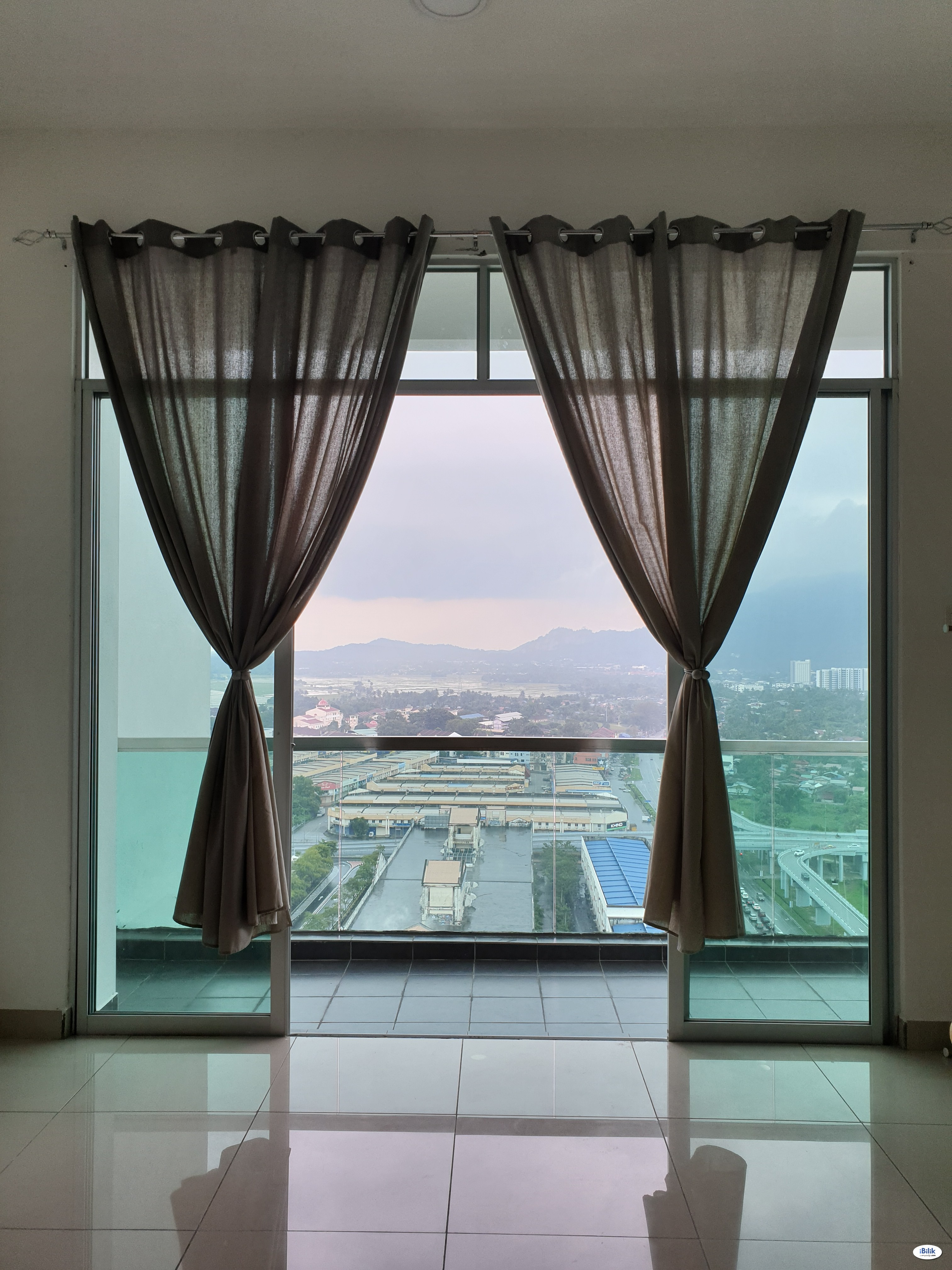 Private Room - Shared Apartment at BM City Mall (Condo), Bukit Mertajam, Pulau Pinang