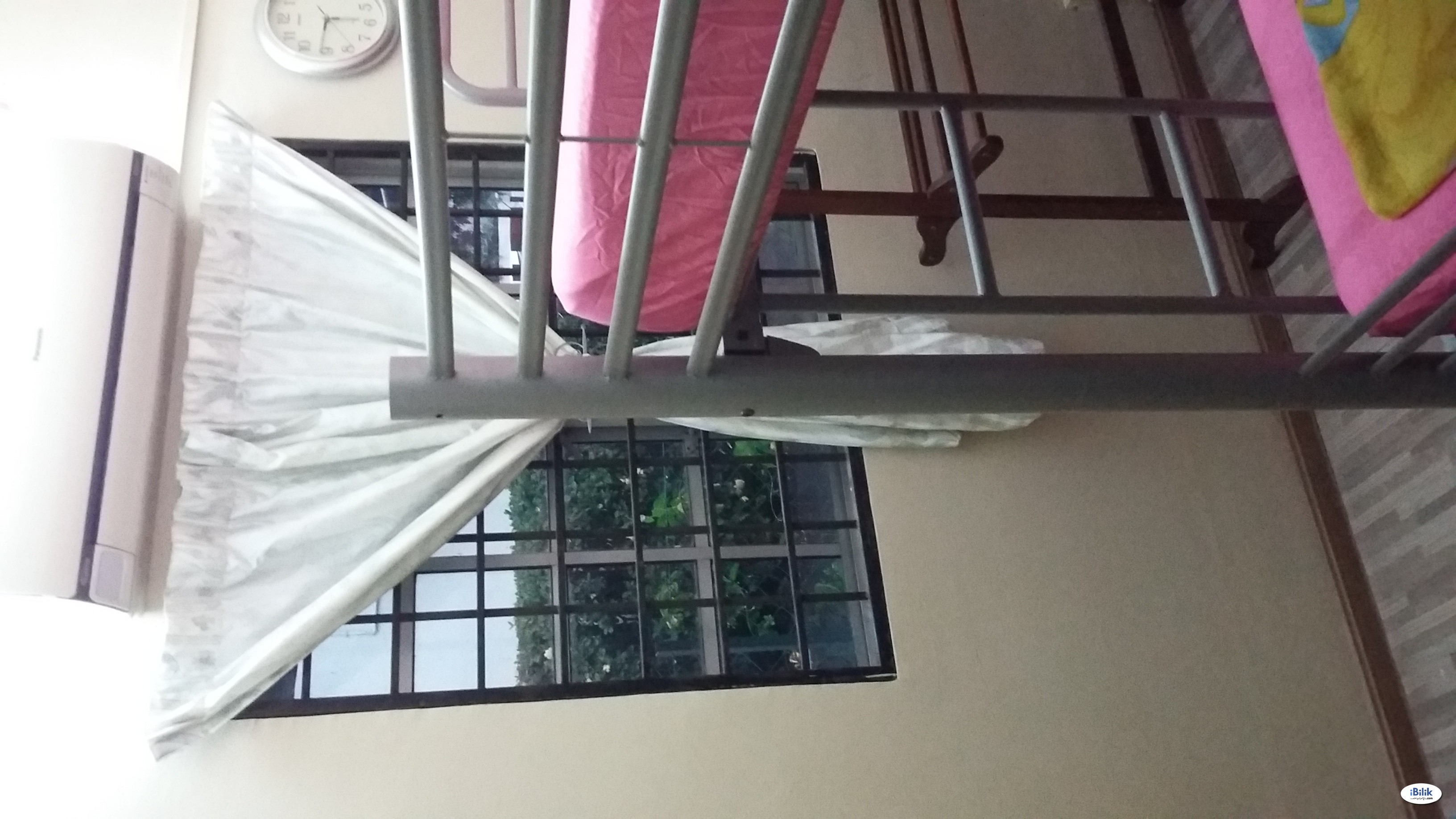A/C Room for 2ppl (FEMALES ONLY) Jln 14/34, Daily RM35