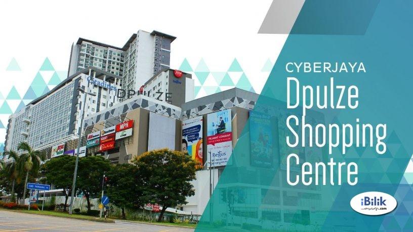 Homestay Cyberjaya / Putrajaya / KLIA