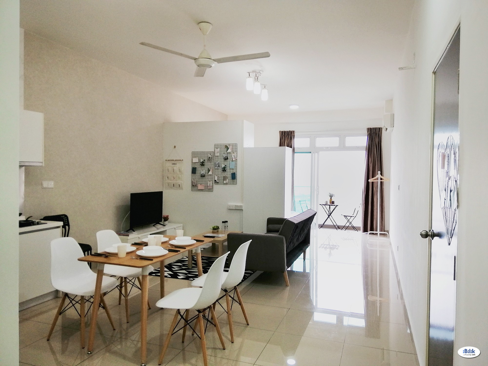 Studio Apartment at Twin Galaxy, Johor Bahru