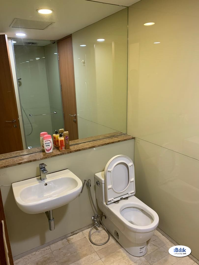 Vacation Apartment at Soho Suites, KLCC