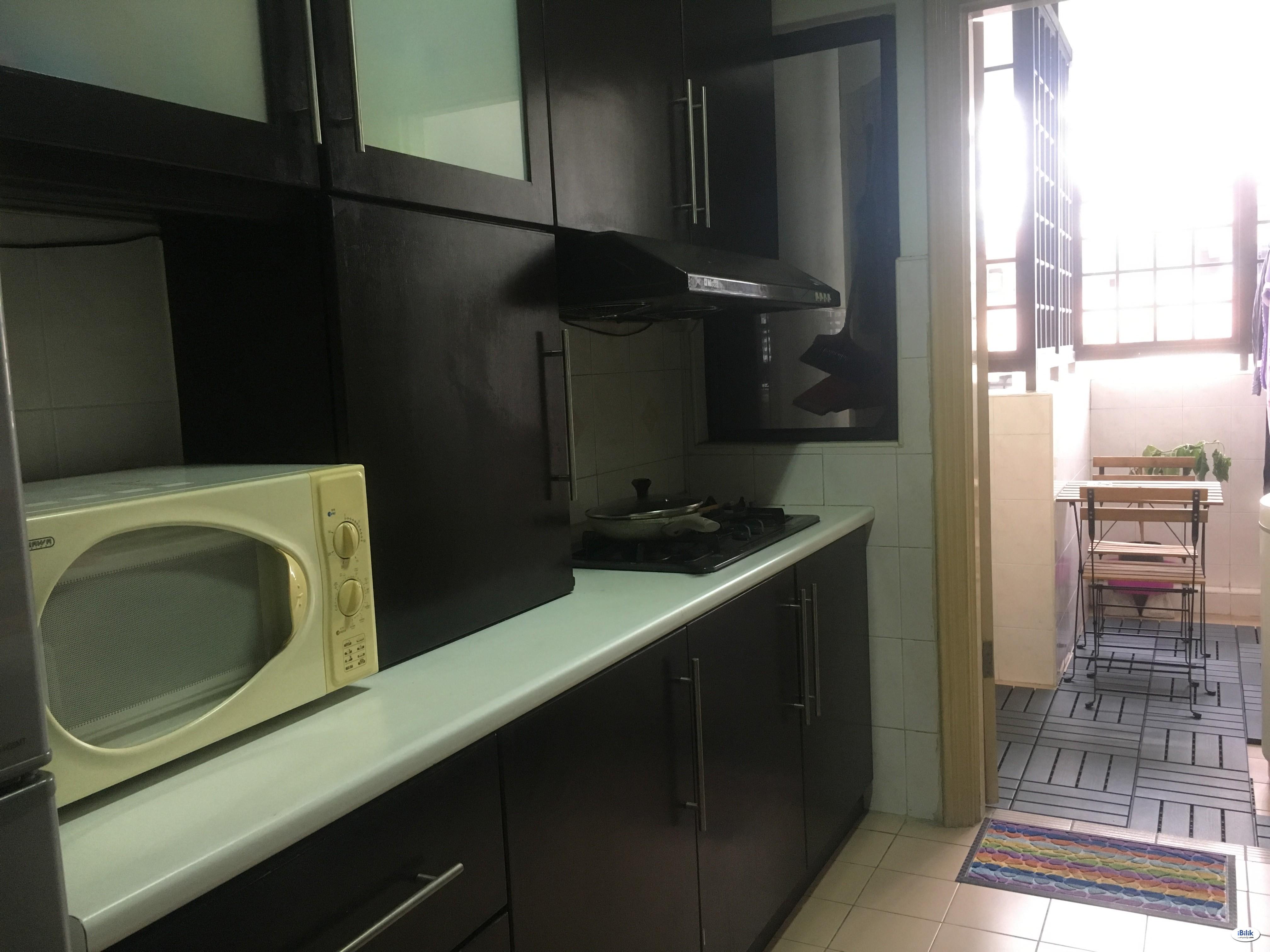 Room - Shared House at Bukit Bintang, KL City Centre