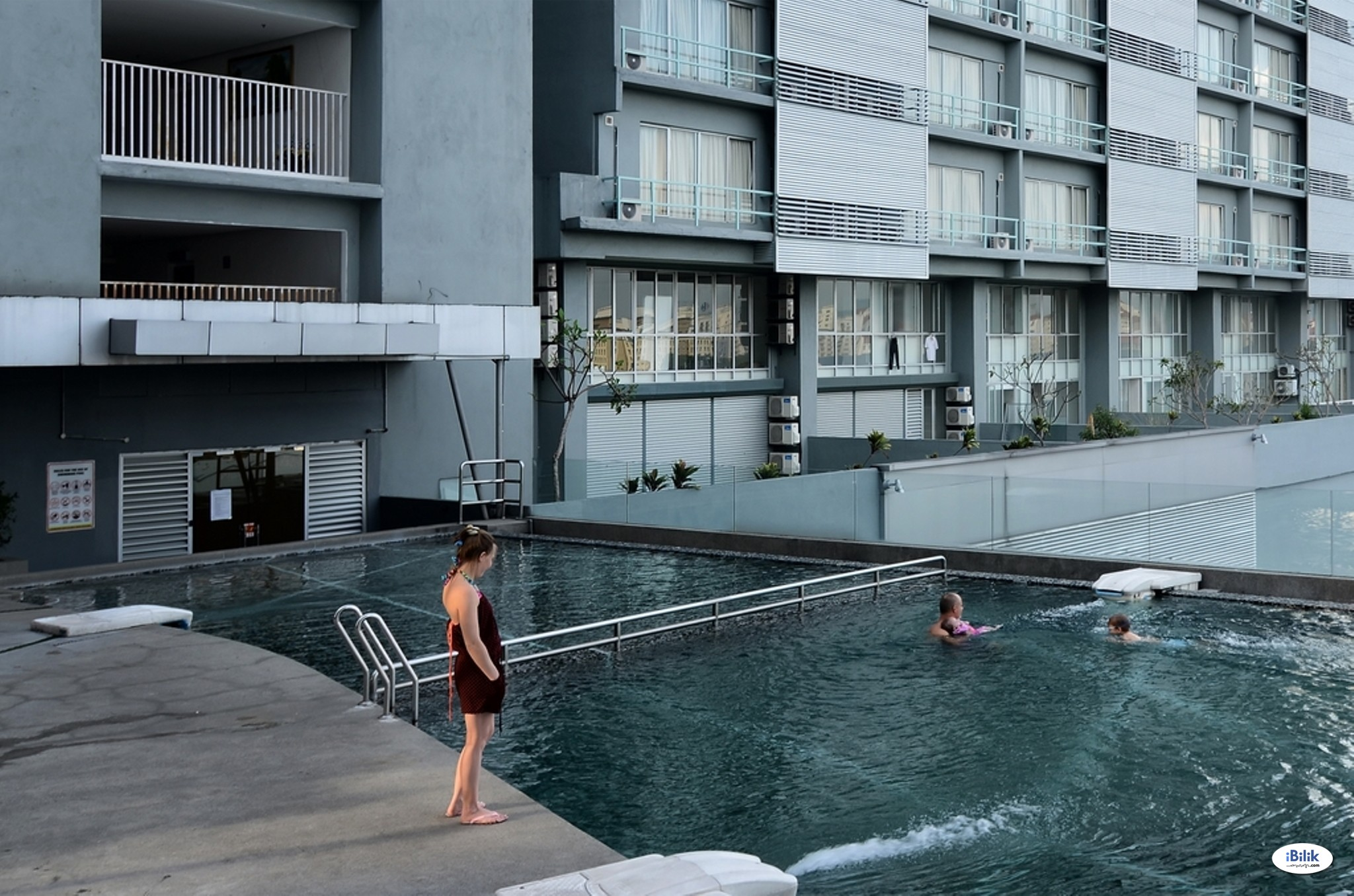 Cozy Studio (many units available) at Fraser Business Park, Pudu