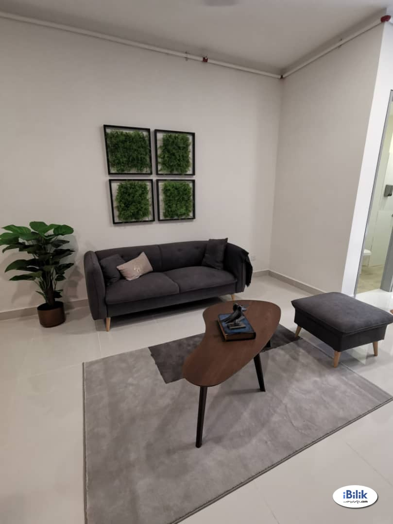 Studio Apartment at Core SoHo Suites, Sepang