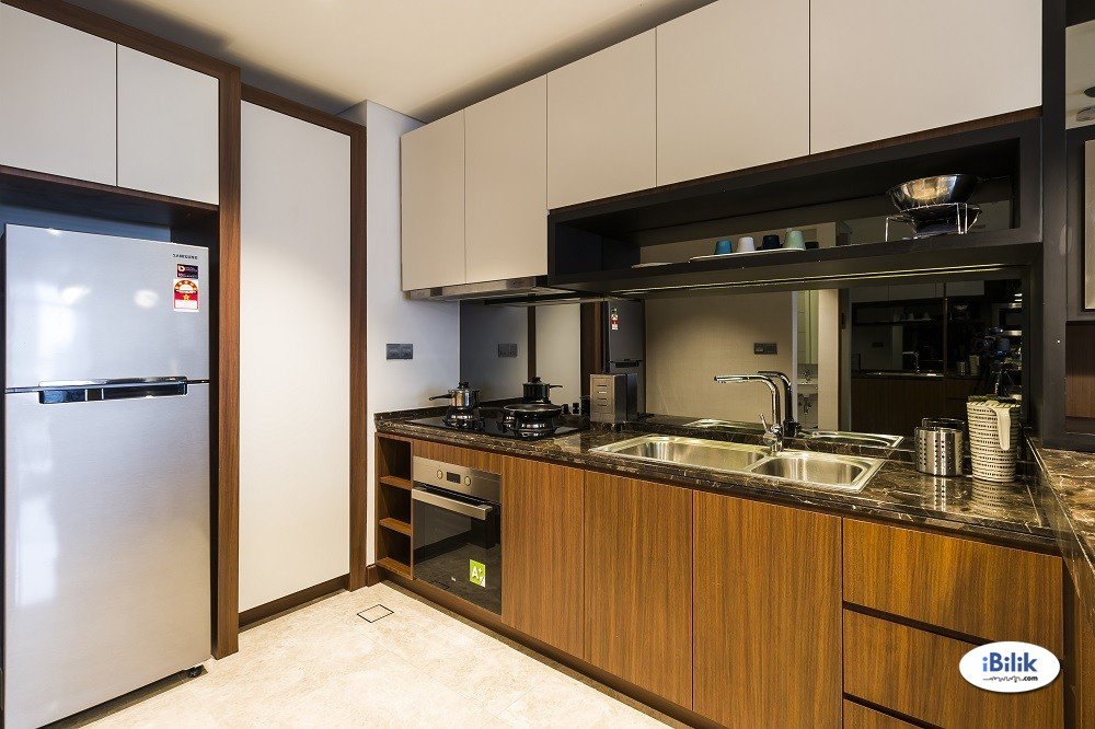 Studio Apartment at Anggun Residences, KLCC