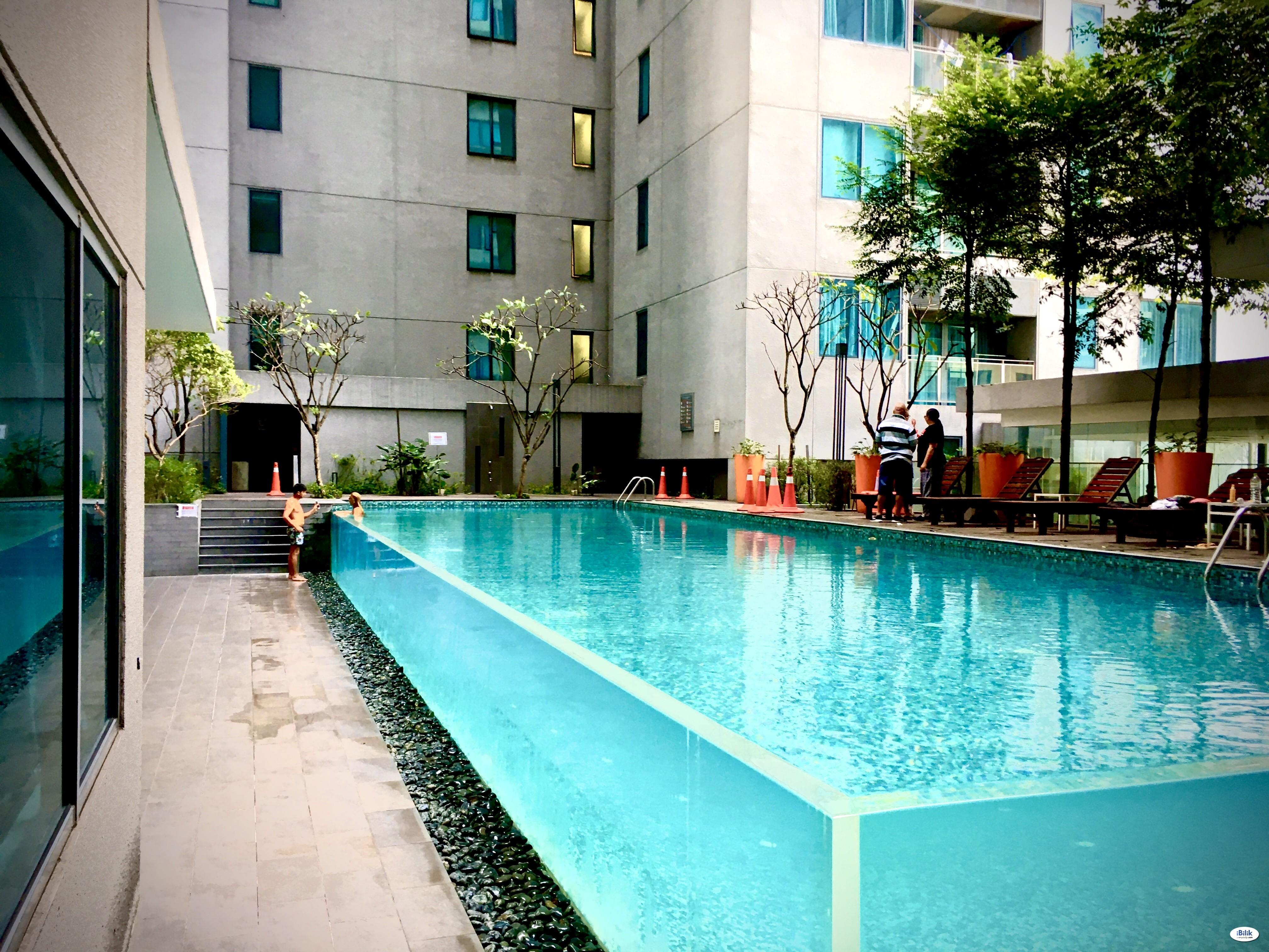 Bed -  Monkey Mansion Dorms at Mercu Summer Suites, KLCC
