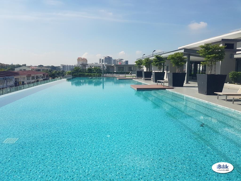 Room - Shared Apartment at Glomac Centro, Bandar Utama