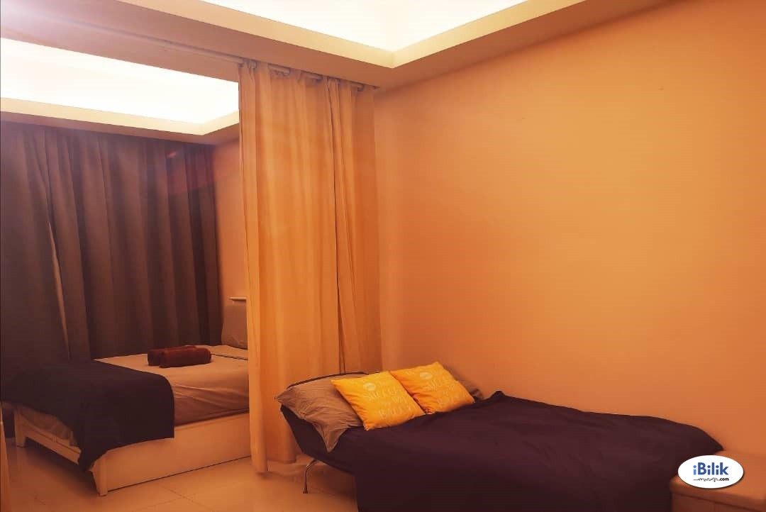 Studio Apartment at Plaza Damas 3, Sri Hartamas