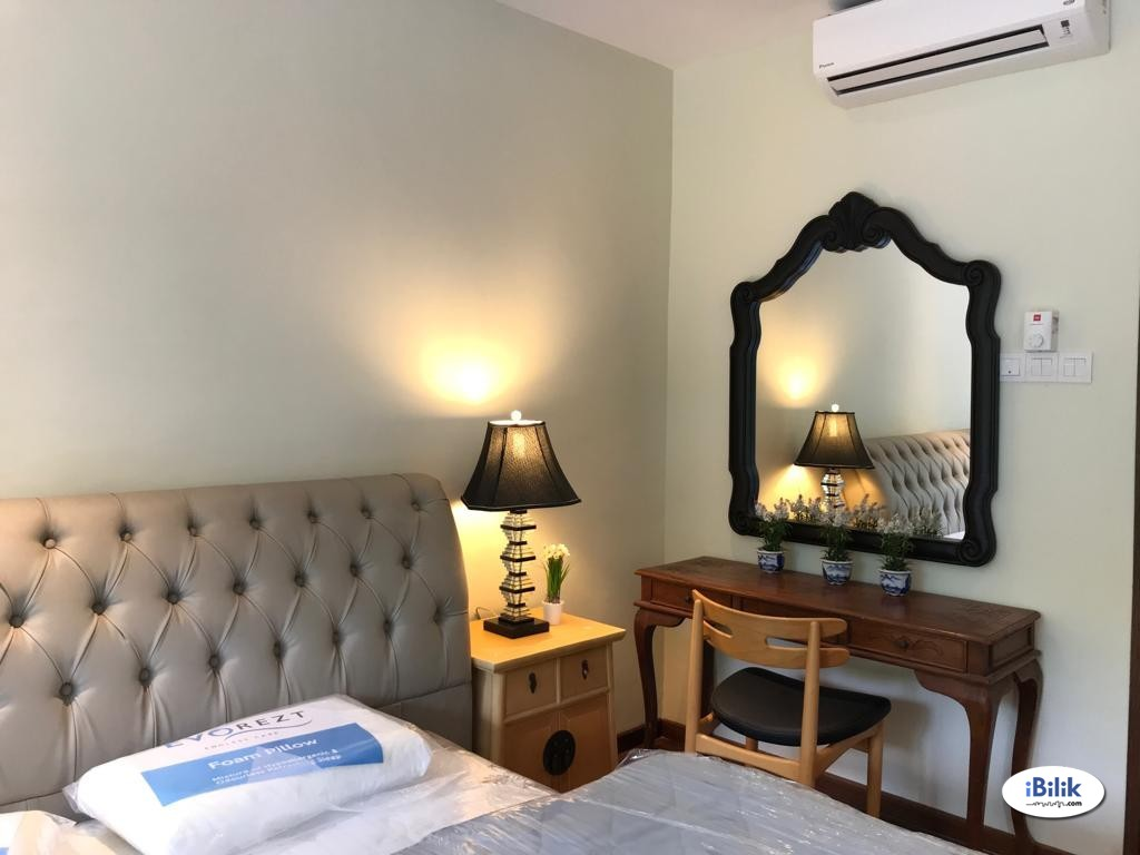 Joy: King room @ Kairos Villa, Pantai, 71770 Seremban