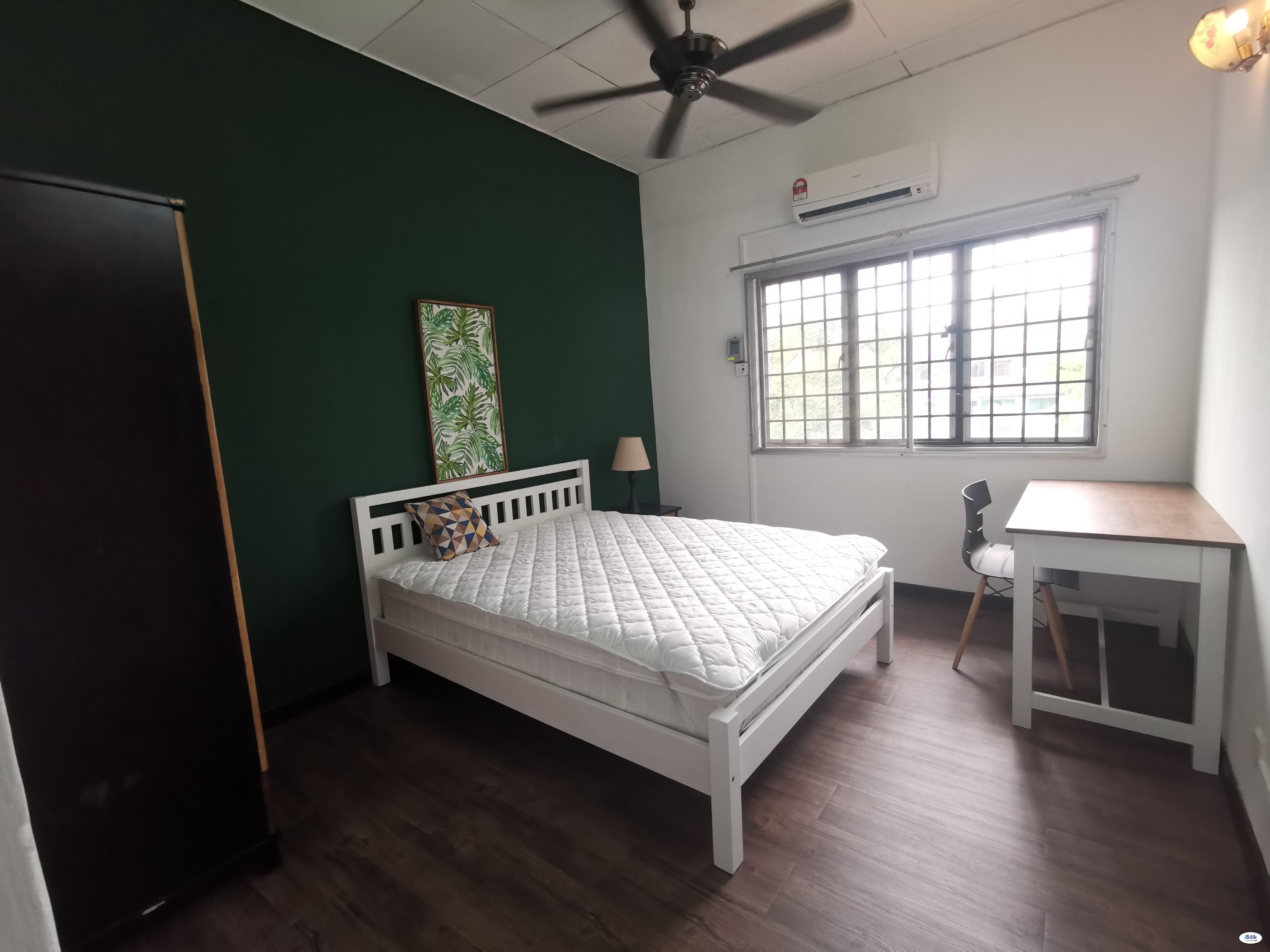 Bandar Utama MRT Homestay Rooms for Rent Petaling Jaya