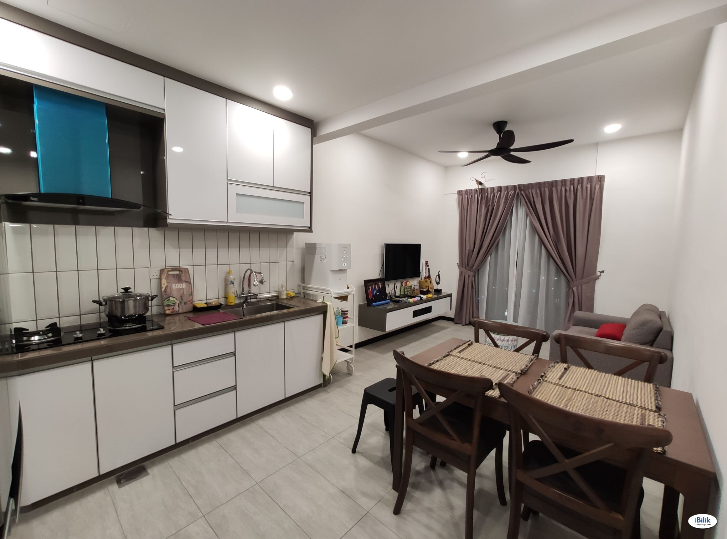 Room - Shared House at Utropolis Batu Kawan, Batu Kawan