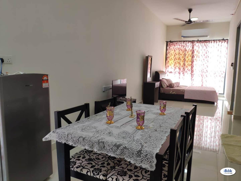 Studio Apartment at Kota Warisan, Sepang- CORE SOHO KLIA