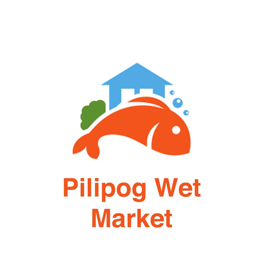 Pilipog wet market