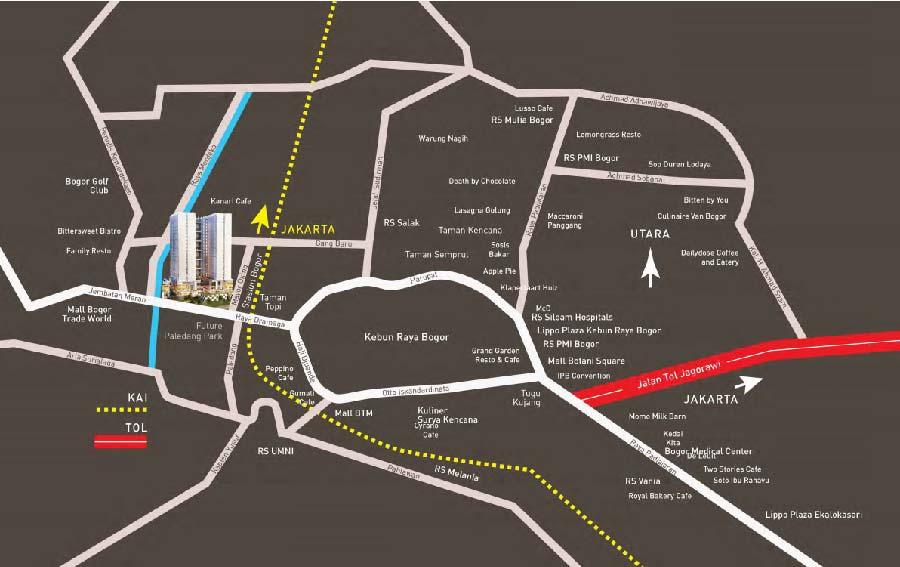 Grand Central Bogor Picture