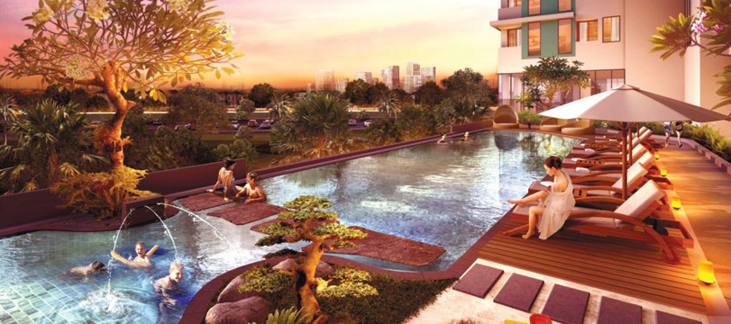 Serpong Garden Apartment Picture