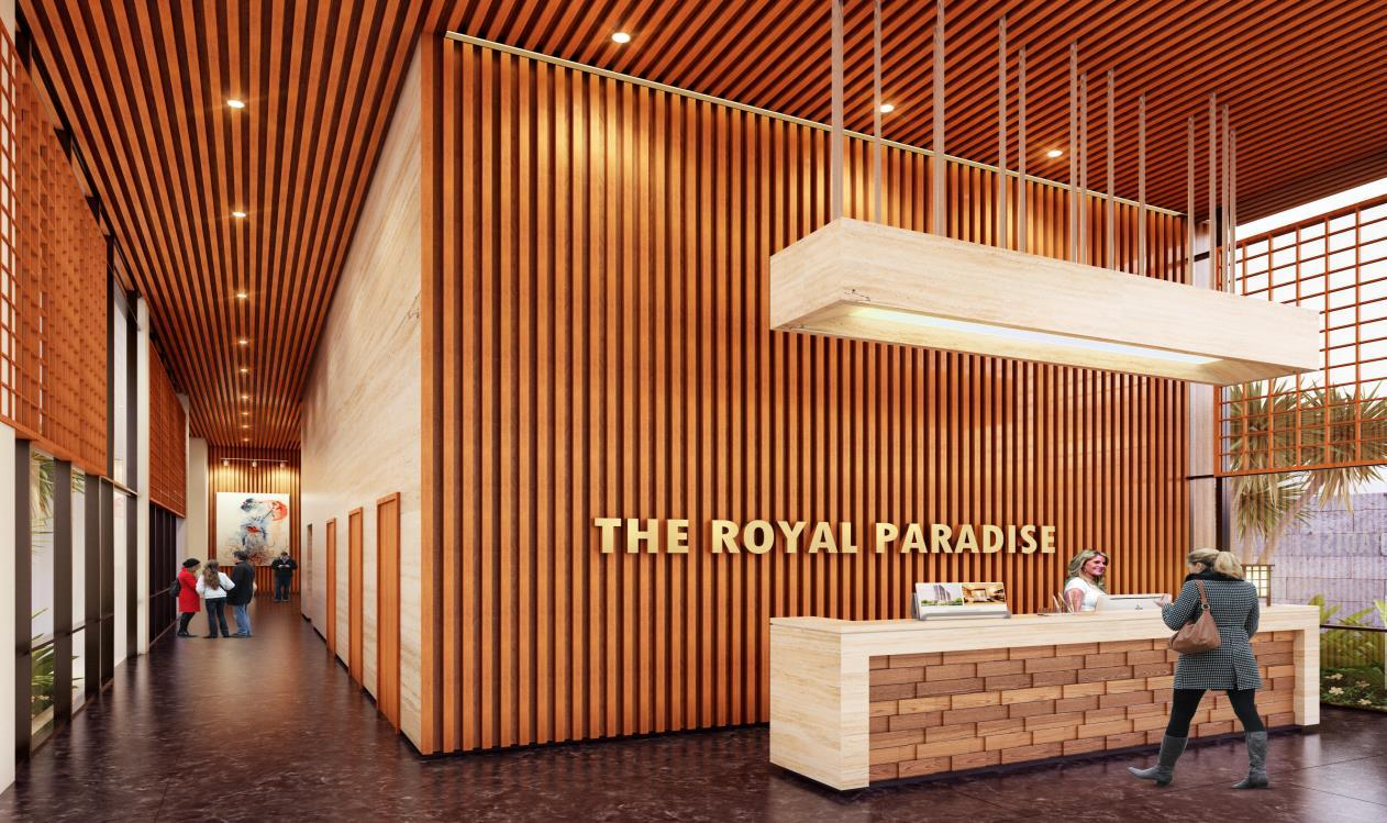 The Royal Paradise Picture