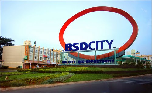 BSD City Picture
