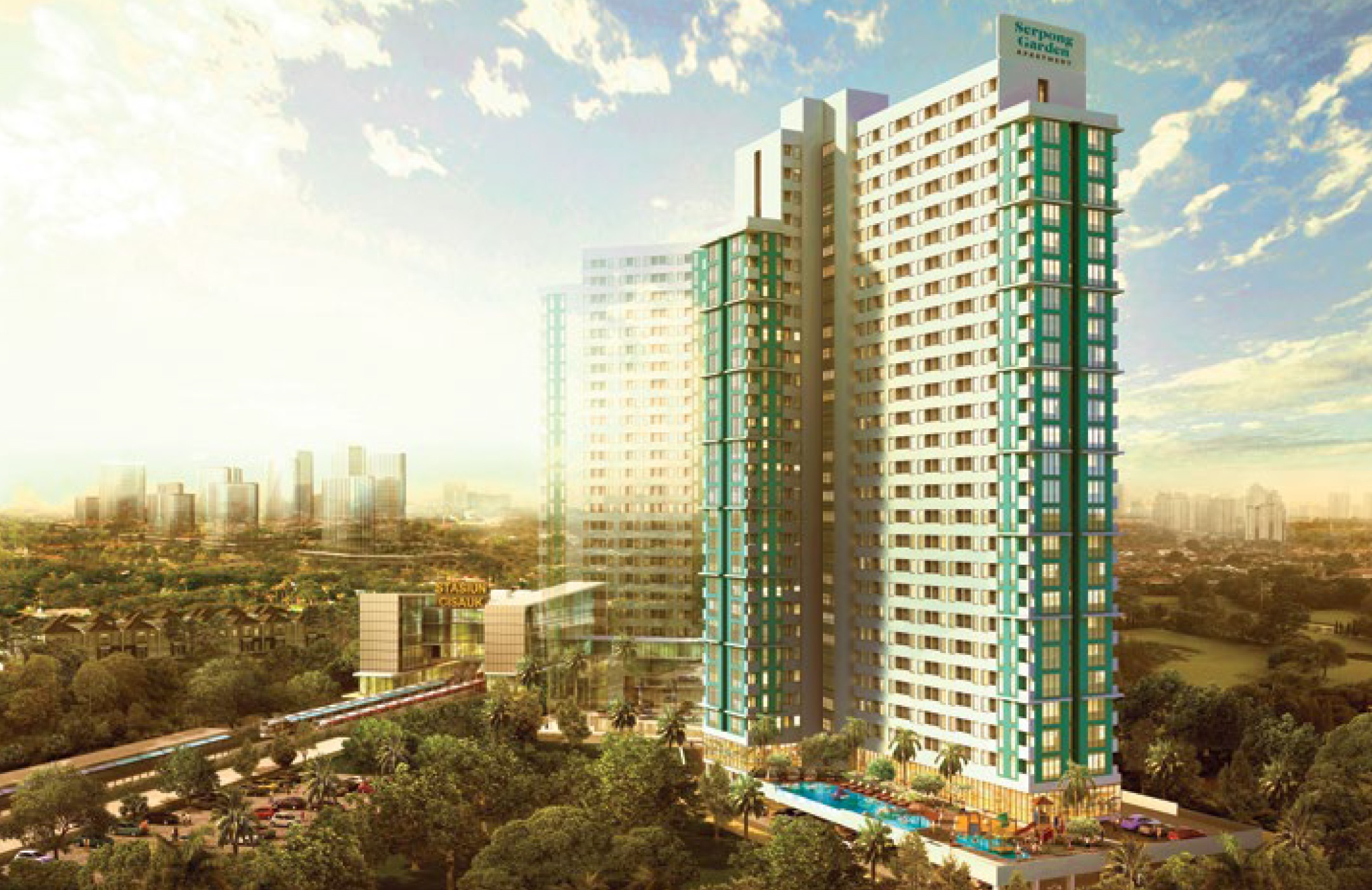 Serpong Garden Apartment Main Picture