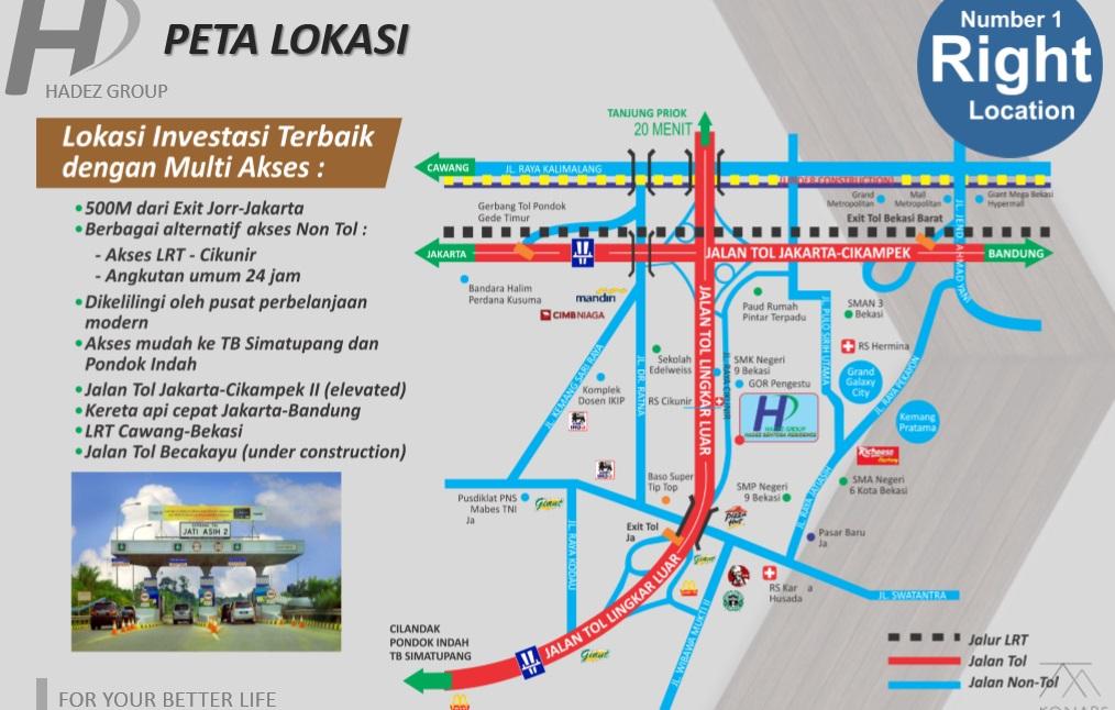 Jatiasih Central City Picture