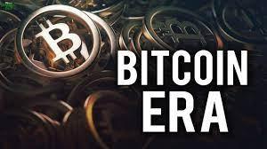 Bitcoin Era Martin Lewis