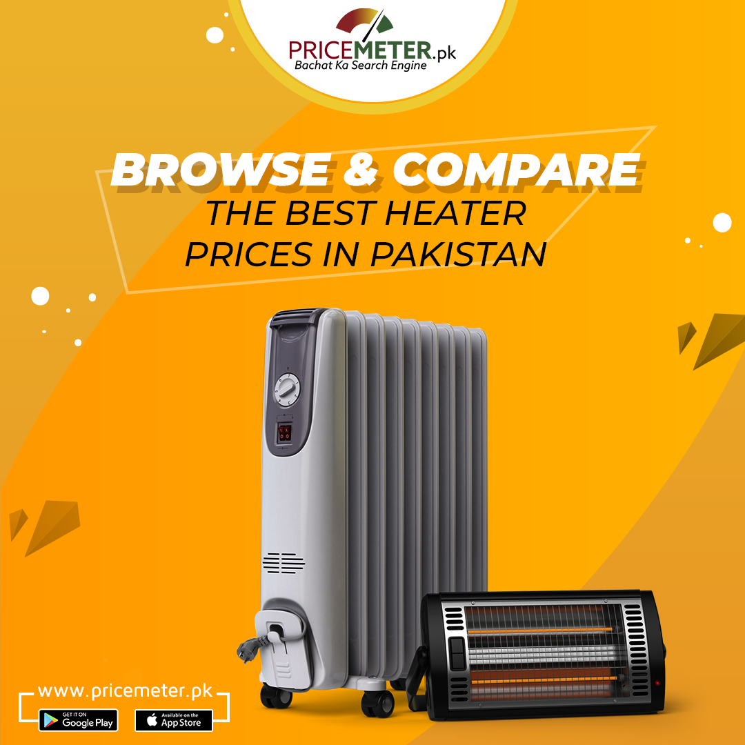 Best Deals of Heaters in Pakistan