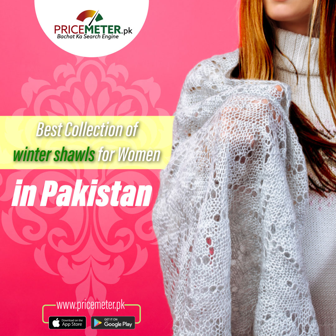 Best Collection of Winter Shawls for Women