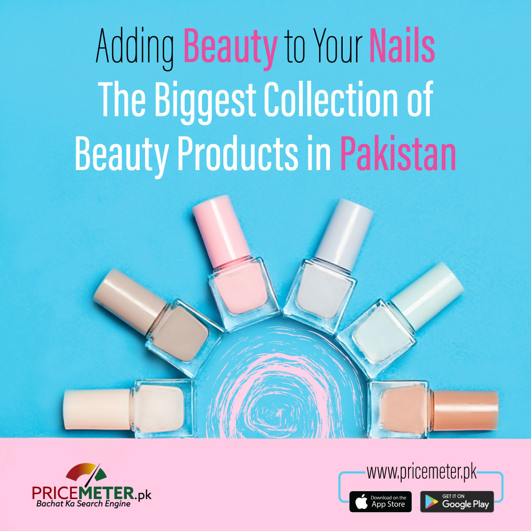 Nail Polish Collection in Pakistan