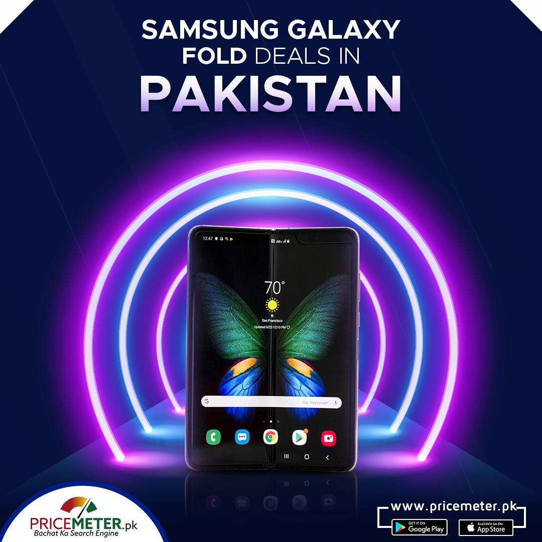 Samsung Galaxy Foldable Deals in Pakistan