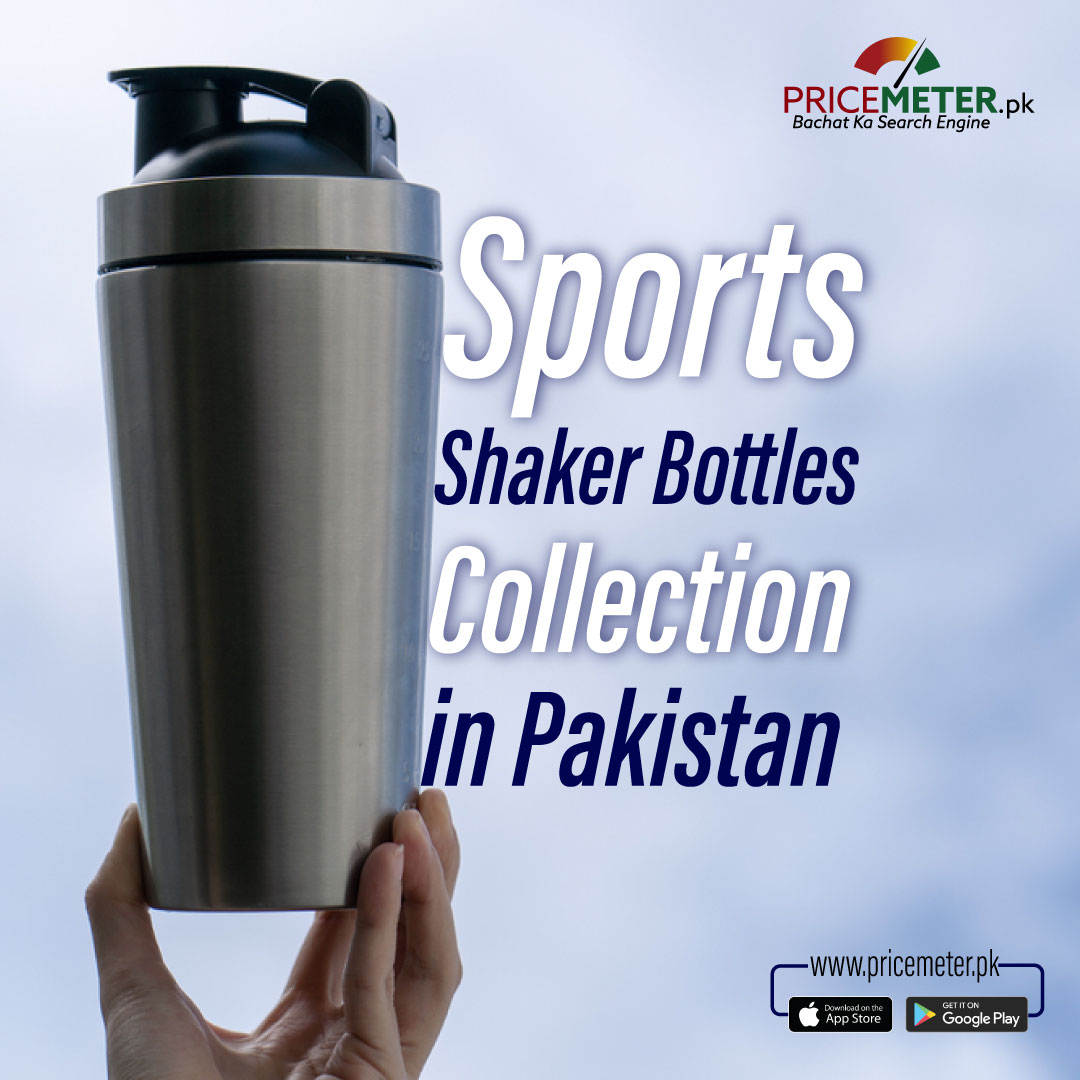 Sports Shaker Bottles Collection in Pakistan